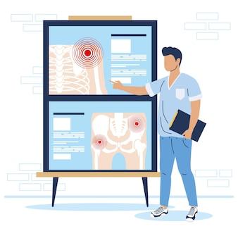 Médico reumatologista
