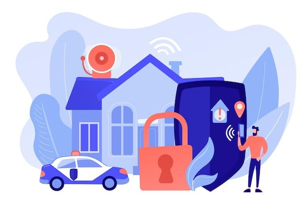 Medidas de segurança, prevenção de acesso não autorizado