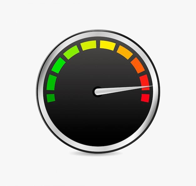 Medidor de medidor de velocidade