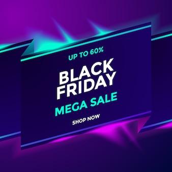 Mega promoção da black friday