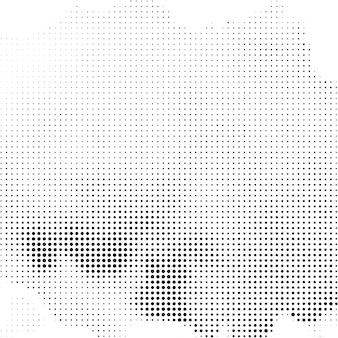 Meio-tom abstrato moderno
