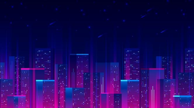 Meio urbano com edifícios