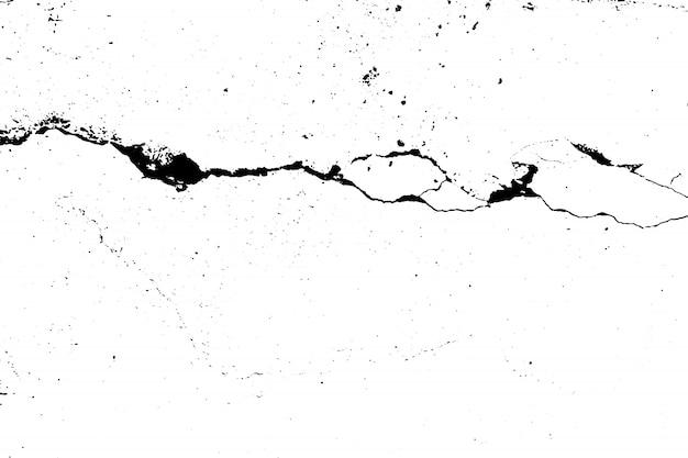 Meio urbano do grunge rachado com superfície áspera. sobreposição de poeira angustiada textura granulada.