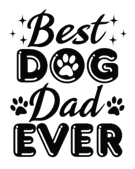 Melhor cão pai já letras