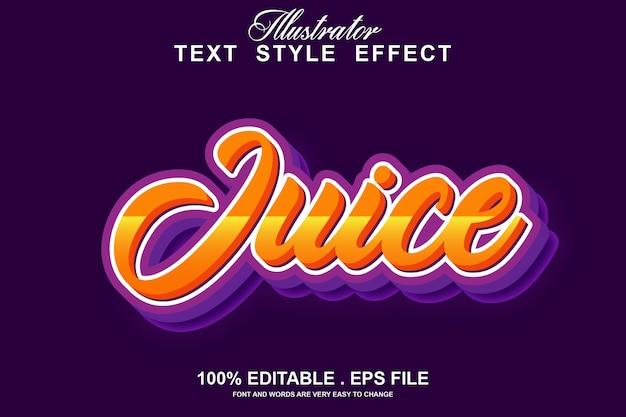 Melhor efeito de texto editável