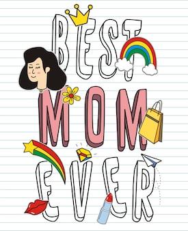 Melhor mãe de todas
