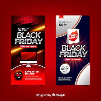 Melhor negócio preto sexta-feira banner