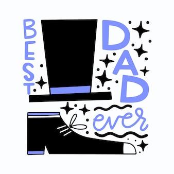 Melhor pai de sempre
