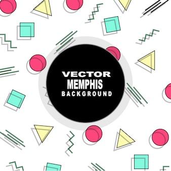 Memphis backgroung