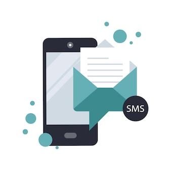 Mensagem móvel