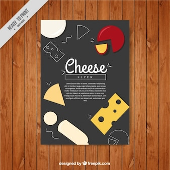Menu de queijos