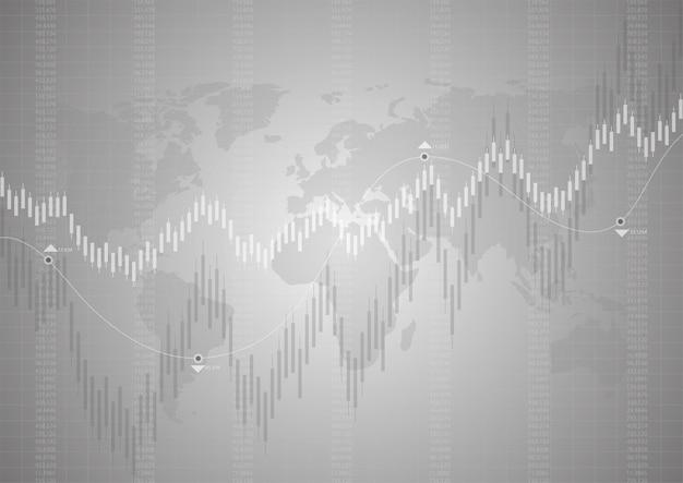 Mercado de ações financeira
