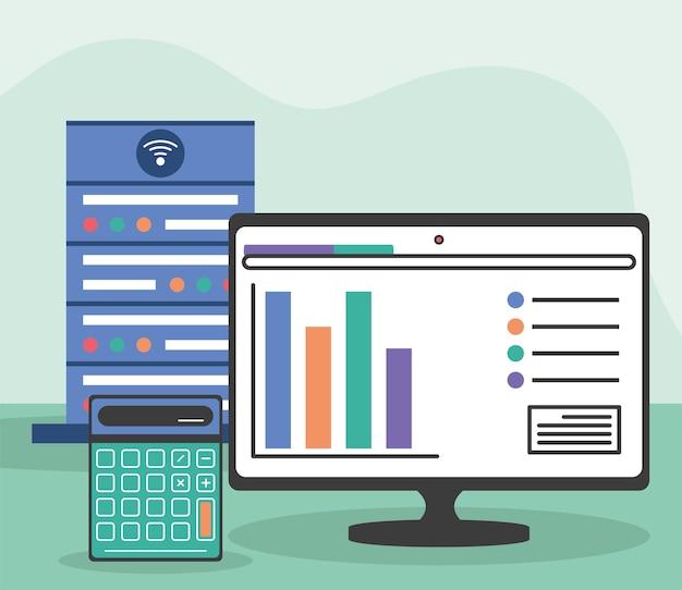 Mercado de análise de dados