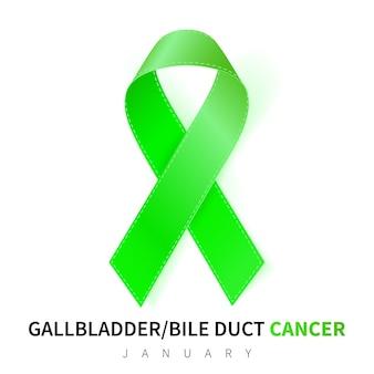 Mês da conscientização sobre o câncer da vesícula biliar e ducto biliar