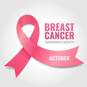 Mês de conscientização do câncer de mama