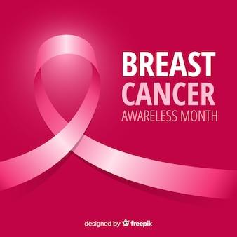 Mês de conscientização para doenças do câncer de mama