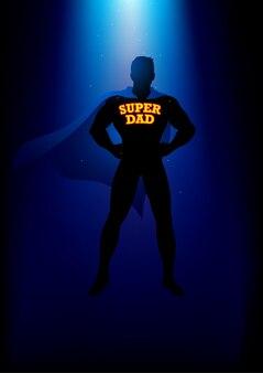 Meu pai meu super-herói