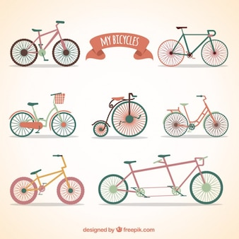 Meus bicicletas