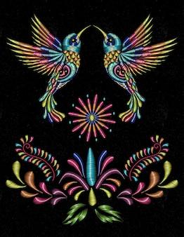Mexico beija-flor