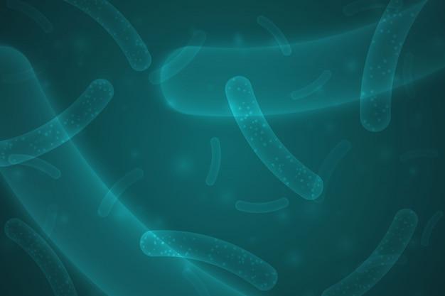 Micro bactérias probióticas