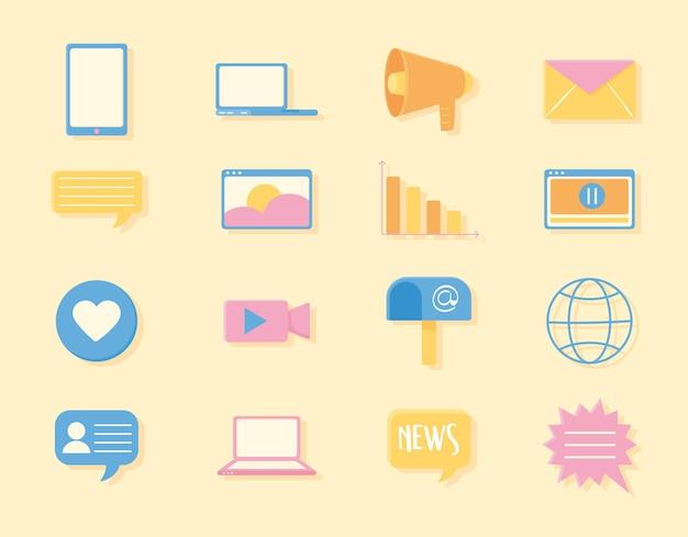 Mídia social digital