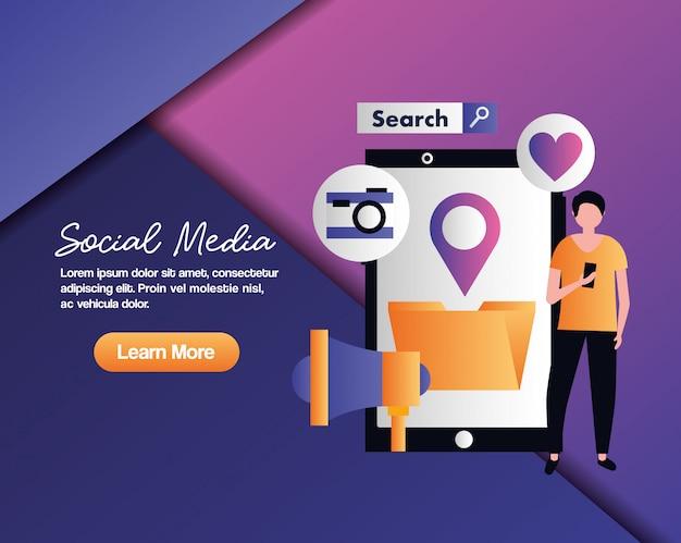 Mídias sociais digitais