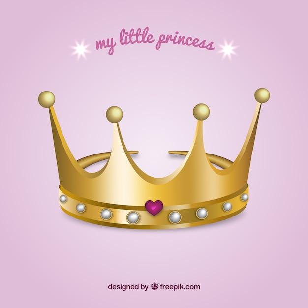 Minha pequena princesa