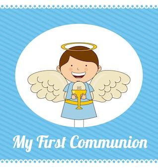 Minha primeira comunhão