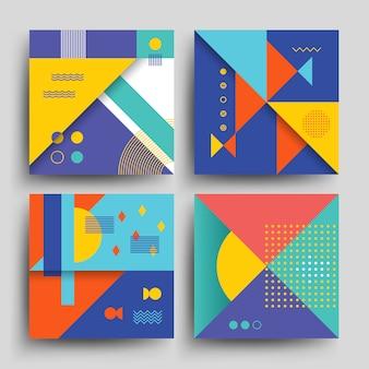 Mínimo design 2d