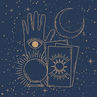 Mística e astrologia