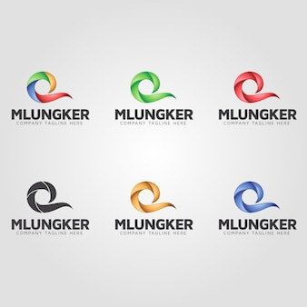 Mlungker - harmony logo