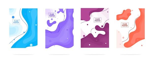 Móbil fluido dinâmico moderno para bandeiras da venda instantânea. design de modelo de banner de venda, conjunto de oferta especial de venda flash