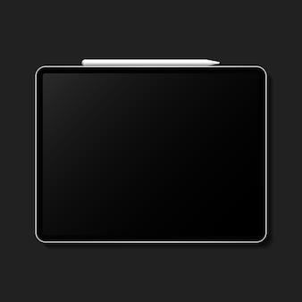 Mock-up de tablet