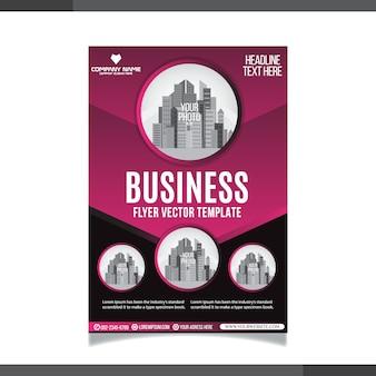 Modelo de base empresarial abstrata de negócios