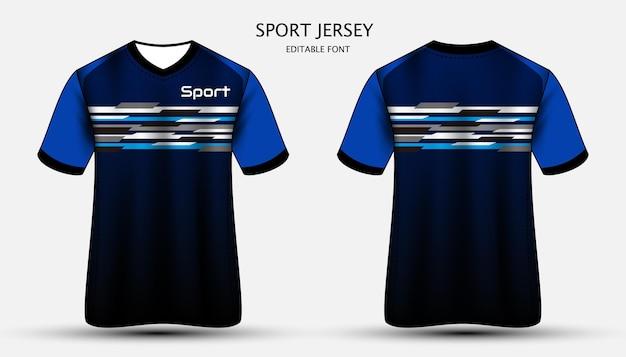 Modelo de camisa esporte t shirt design
