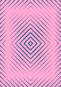 Modelo de capa minimalista com gradientes