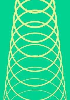Modelo de capa na moda mínimo. layout futurista com meios-tons. modelo de capa mínima geométrica para livro, catálogo e anual. gradientes coloridos minimalistas. ilustração abstrata do negócio.