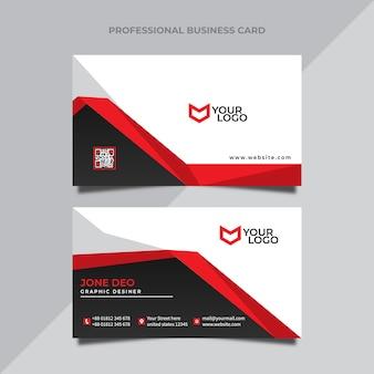 Modelo de cartão corporativo