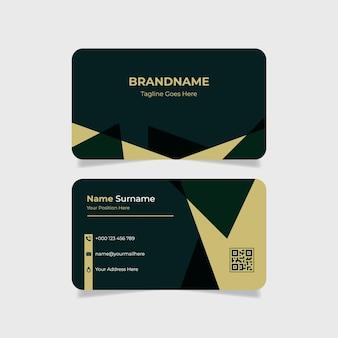 Modelo de cartão de visita para advogado