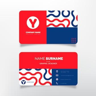 Modelo de cartão-de-visita - resumo