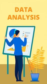 Modelo de cartaz - auditoria de serviços de agência de auditoria