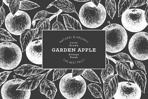 Modelo de design da apple branch