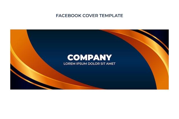 Modelo de design de banner de branding da empresa