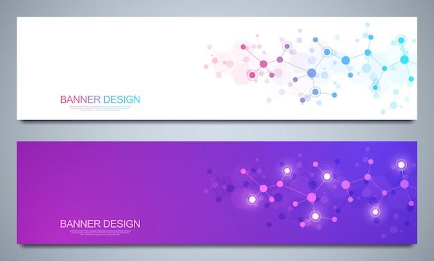 Modelo de design de banners