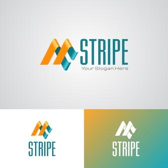 Modelo de design de logotipo corporativo criativo