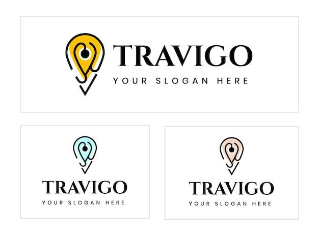 Modelo de design de logotipo