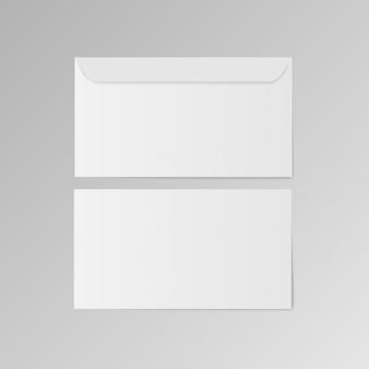 Modelo de envelope