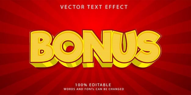 Modelo de estilo de efeitos de texto editáveis criativos