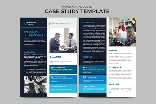 Modelo de estudo de caso