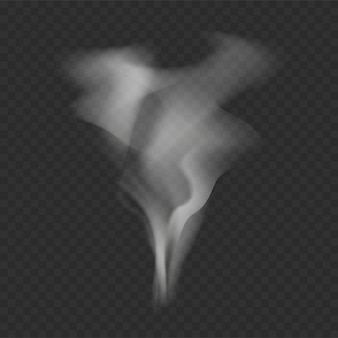 Modelo de fumaça